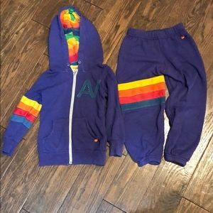 Toddler sweatsuit